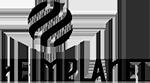 Heimplanet_Logo_White